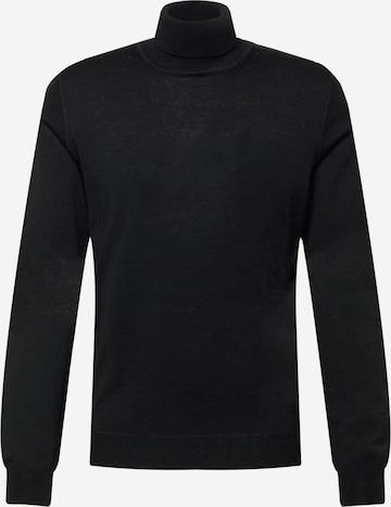 SAND COPENHAGEN Pullover in Schwarz