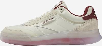 Reebok Classics Sneaker 'Club C' in creme / bordeaux, Produktansicht