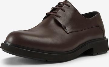 Chaussure à lacets 'Neuman' CAMPER en marron