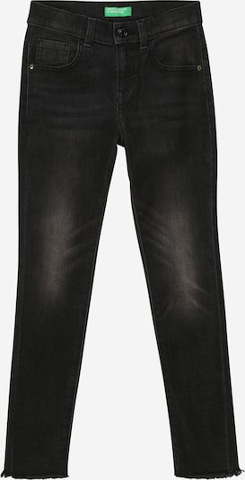 UNITED COLORS OF BENETTON Jeans in black denim, Produktansicht