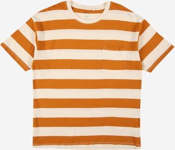 NAME IT Shirt 'VUSTI' in Orange