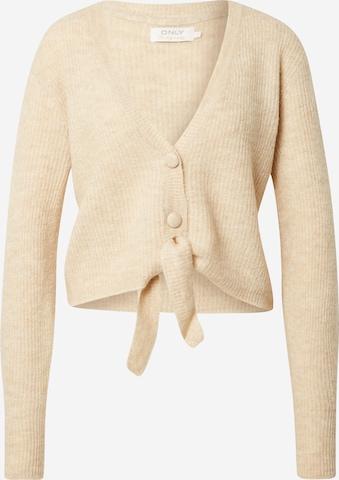Giacchetta 'MONICA' di ONLY in beige