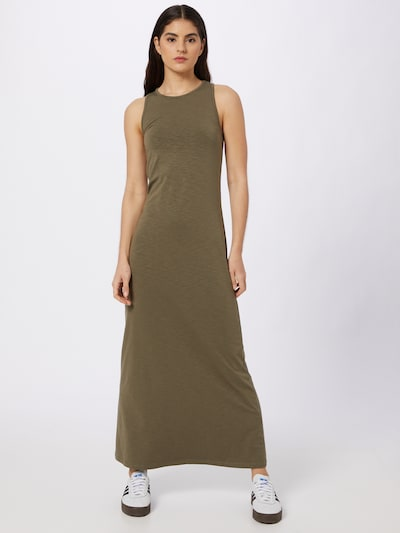 Superdry Kleid in khaki, Modelansicht