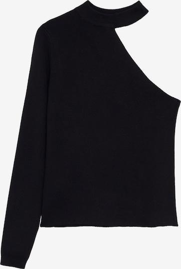 MANGO Jersey 'BARBARA' en negro, Vista del producto