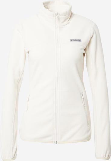 COLUMBIA Veste en polaire fonctionnelle 'Ali Peak' en blanc, Vue avec produit