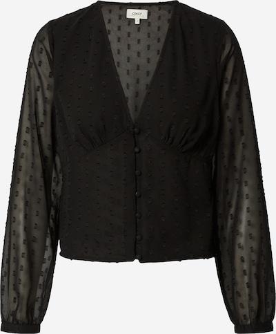 ONLY Bluse 'LUNA' in schwarz, Produktansicht