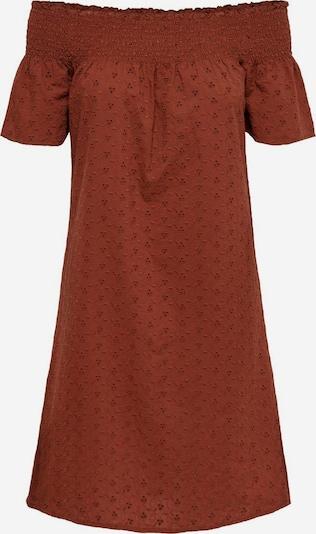 ONLY Kleid in rostrot, Produktansicht