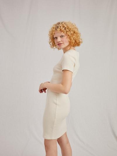 A LOT LESS Kleid 'Flora' in offwhite, Modelansicht