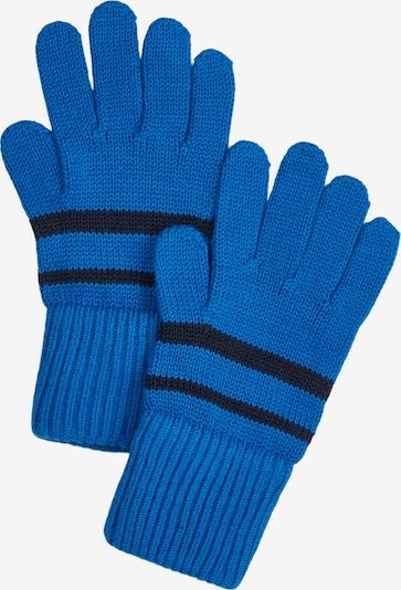 s.Oliver Handschoenen in de kleur Blauw / Cyaan blauw / Donkerblauw, Productweergave
