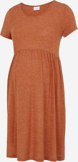 MAMALICIOUS Robe en marron, Vue avec produit