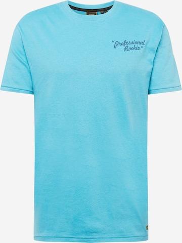 Superdry Shirt in Blauw