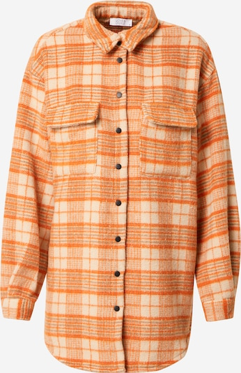 Love & Divine Between-season jacket 'Love' in Orange / Peach, Item view
