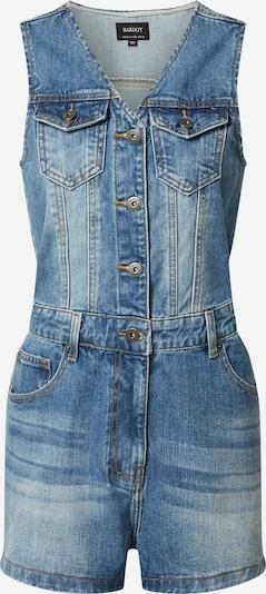 Bardot Jumpsuit in de kleur Blauw denim, Productweergave