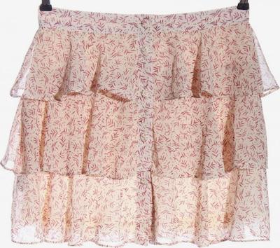 Ivivi Skirt in M in Cream / Red, Item view
