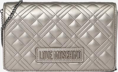 Love Moschino Kopertówka w kolorze szary dymm, Podgląd produktu