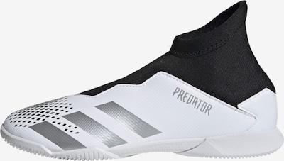 ADIDAS PERFORMANCE Fußballschuh  ' Predator Mutator 20.3 IN ' in schwarz / silber / weiß, Produktansicht
