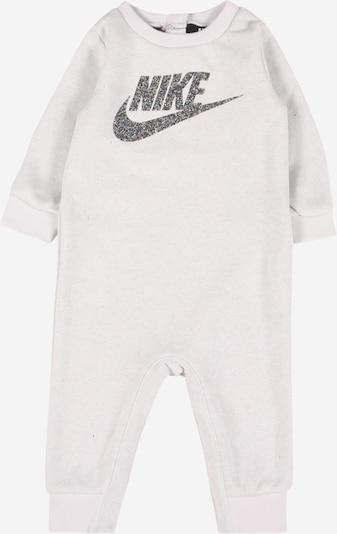 Nike Sportswear Overall 'ROAD TO ZERO' in de kleur Lichtgrijs / Zwart gemêleerd, Productweergave