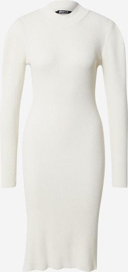 Gina Tricot Gebreide jurk in de kleur Offwhite, Productweergave