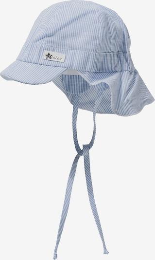 STERNTALER Schirmmütze in rauchblau / weiß, Produktansicht