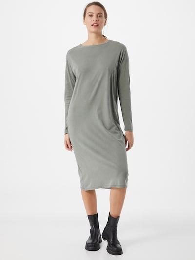 AMERICAN VINTAGE Kleid 'Vegiflower' in oliv, Modelansicht