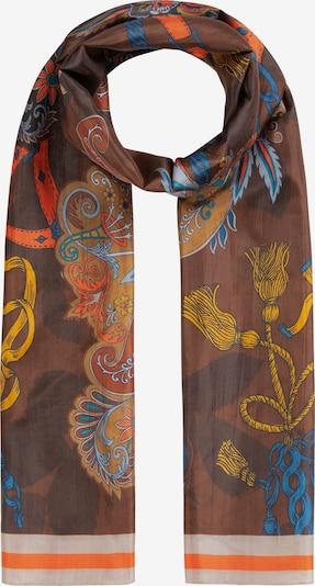 CODELLO Schal in braun, Produktansicht