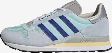 ADIDAS ORIGINALS Rövid szárú edzőcipők 'ZX 500' - kék