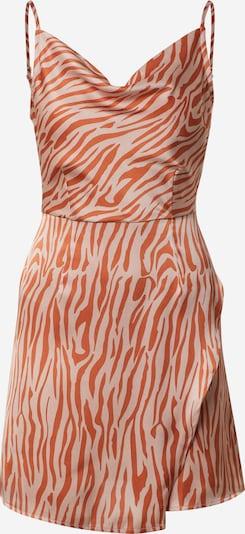 LeGer by Lena Gercke Jurk 'Clarence' in de kleur Sinaasappel / Oudroze, Productweergave