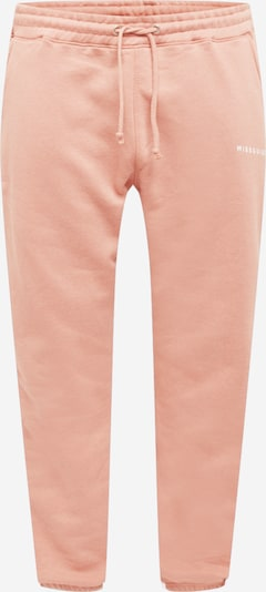 Missguided Plus Hose in rosa, Produktansicht