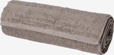 TOM TAILOR Handdoek in de kleur Taupe, Productweergave