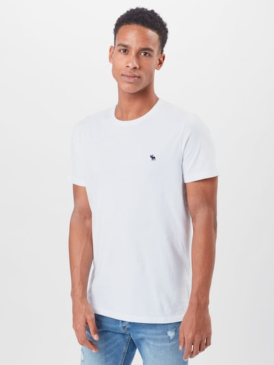 Abercrombie & Fitch Shirt in navy / white, View model