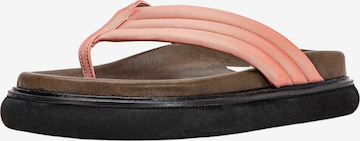 INUOVO Pantolette in Pink
