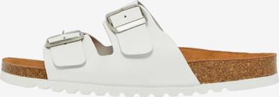 VERO MODA Sandale 'NICOLINE' in weiß, Produktansicht