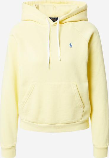 Polo Ralph Lauren Sweatshirt in hellgelb, Produktansicht