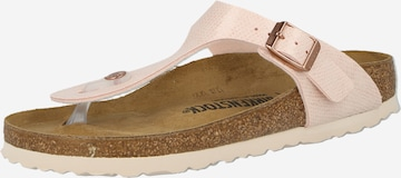 Flip-flops 'Gizeh' de la BIRKENSTOCK pe roz