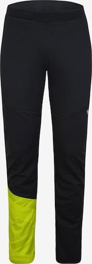 ZIENER Langlaufhose 'Nataniel' in schwarz, Produktansicht