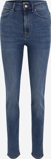 Pieces Tall Jean 'LILI' en bleu denim, Vue avec produit