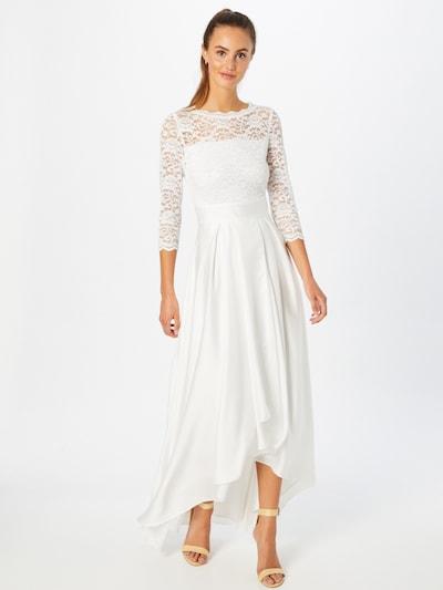 SWING Avondjurk in de kleur Wit, Modelweergave
