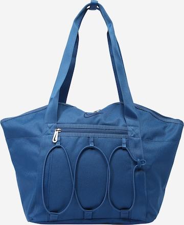 NIKE Sporttasche in Blau
