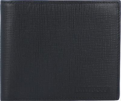 Davidoff Davidoff Geldbörse Leder 11,5 cm in schwarz, Produktansicht