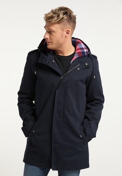 MO Prechodný kabát - námornícka modrá, Model/-ka