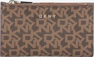 DKNY Rahakott 'Bryant' pruun / karamell / tumepruun, Tootevaade