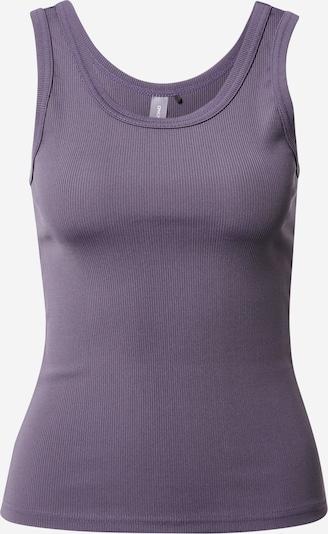 Sportiniai marškinėliai be rankovių iš ONLY PLAY , spalva - bazalto pilka / violetinė-mėlyna, Prekių apžvalga