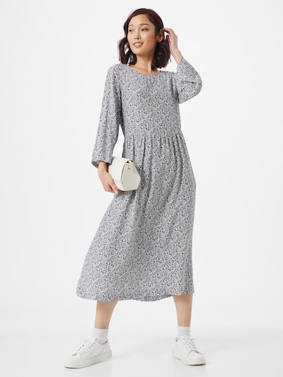 CINQUE Kleid 'DALINA' in himmelblau / weiß, Modelansicht