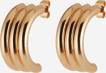 Boucles d'oreilles 'Claire' LeGer by Lena Gercke en or