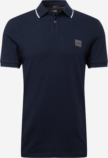 Tricou 'Passertip 1' BOSS Casual pe albastru închis, Vizualizare produs
