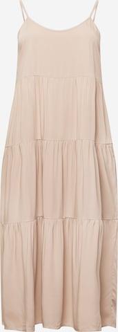 NU-IN Plus Φόρεμα σε μπεζ