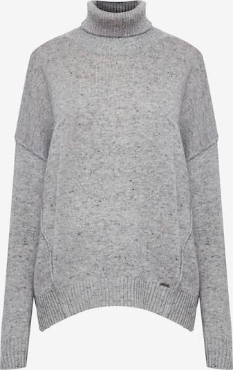 Finn Flare Pullover in hellgrau, Produktansicht