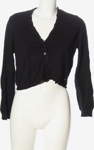 Gina Laura Sweater & Cardigan in XXL in Black