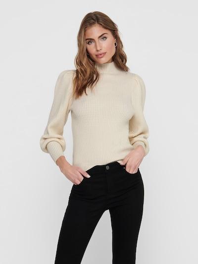 ONLY Pullover 'Katia' in beige, Modelansicht