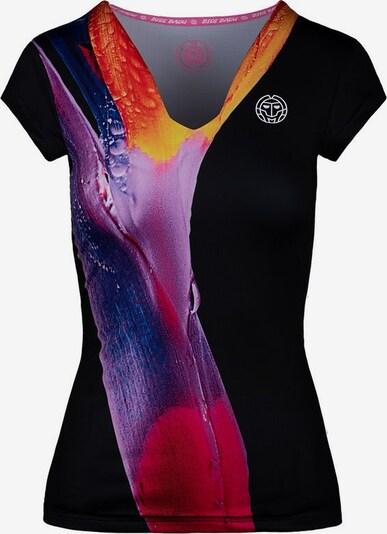 BIDI BADU T-Shirt in schwarz, Produktansicht